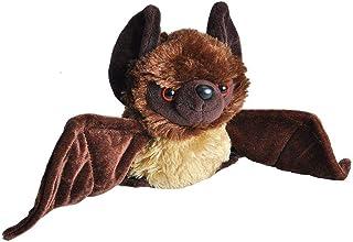 مخمل خواب دار خفاش وحشی جمهوری ، حیوان پر شده ، اسباب بازی مخمل خواب دار ، هدیه برای کودکان ، HUG'EMS 7 اینچ