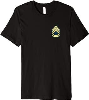 US Army Rank - Sergeant First Class (E-7) - SFC Premium T-Shirt