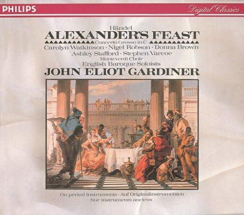 Donna Brown, Carolyn Watkinson, Ashley Stafford, Nigel Robson, Stephen Varcoe, Monteverdi Choir, English Baroque Soloists & John Eliot Gardiner
