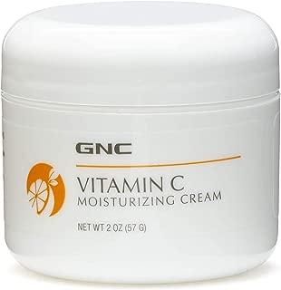 GNC Vitamin C Moisturizing Cream, 2 ozs