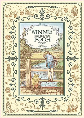 Educa Borras - Winnie the Pooh Pooh sticks 1000 stuks Jigsaw