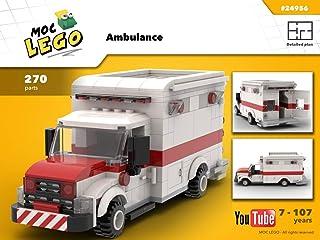 Ambulance (Instruction Only): MOC LEGO (English Edition)
