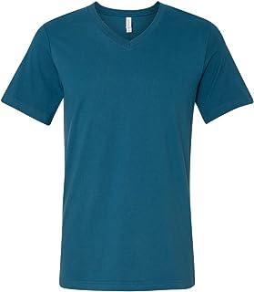 Bella USA Made Jersey V-Neck T-Shirt