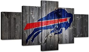 Best buffalo bills canvas art Reviews