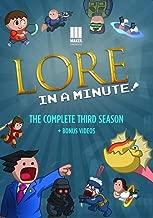 LORE: The Complete Third Season