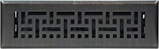 Best 2 x 12 black floor register Reviews