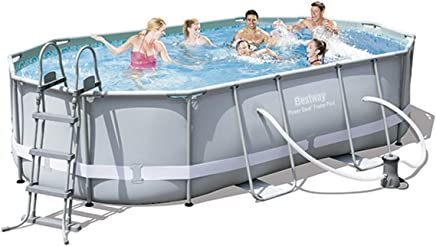 Amazon.es: piscinas ovaladas desmontables - Piscinas ...