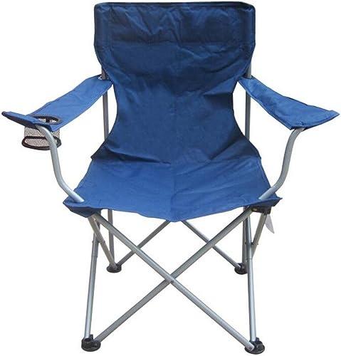 ZHDNG Moon Chair Chaise Pliante extérieure intérieure Camping arrière pêche
