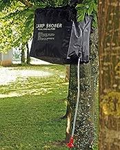 /Énergie Solaire chauff/ée Sac deau en PVC de Douche Portable pour Le Camping GCAILIAOSHIYOU Camp Douche Sac de Conduite Voyages randonn/ée randonn/ée 5 Gallon//20 Litre