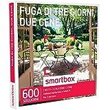 Smartbox - Fuga Di Tre Giorni, Due Cene - 600 Soggiorni In...
