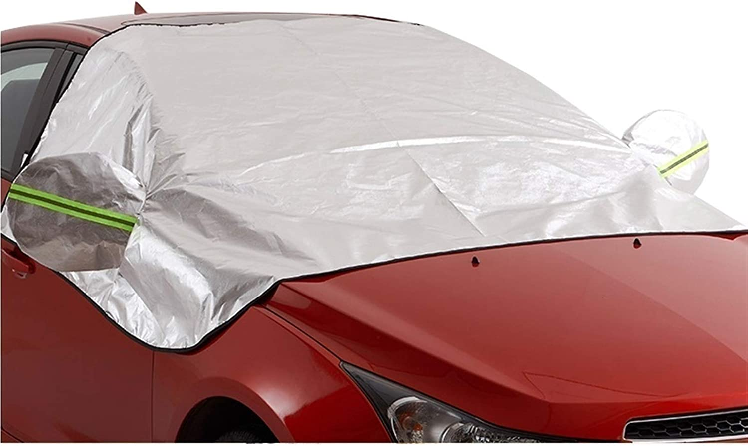 Sales for sale BACKJIA Car Cover Max 86% OFF Windshield Outdoor Waterproof Durable H