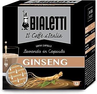 Bialetti Caffè d'Italia Ginseng - Box 12 Capsule