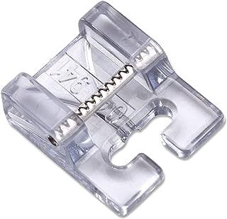 DreamStitch 820214096 Clear Applique Presser Foot 4.5mm for Pfaff Sewing Machine ALT:93-042941-91 - DL-EM-820214096