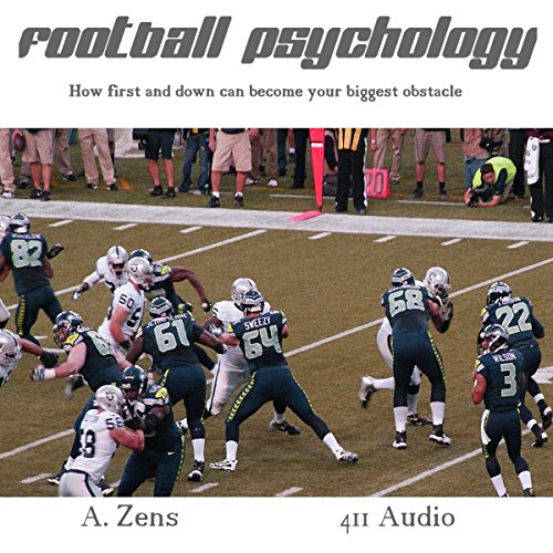 Football Psychology audiobook cover art