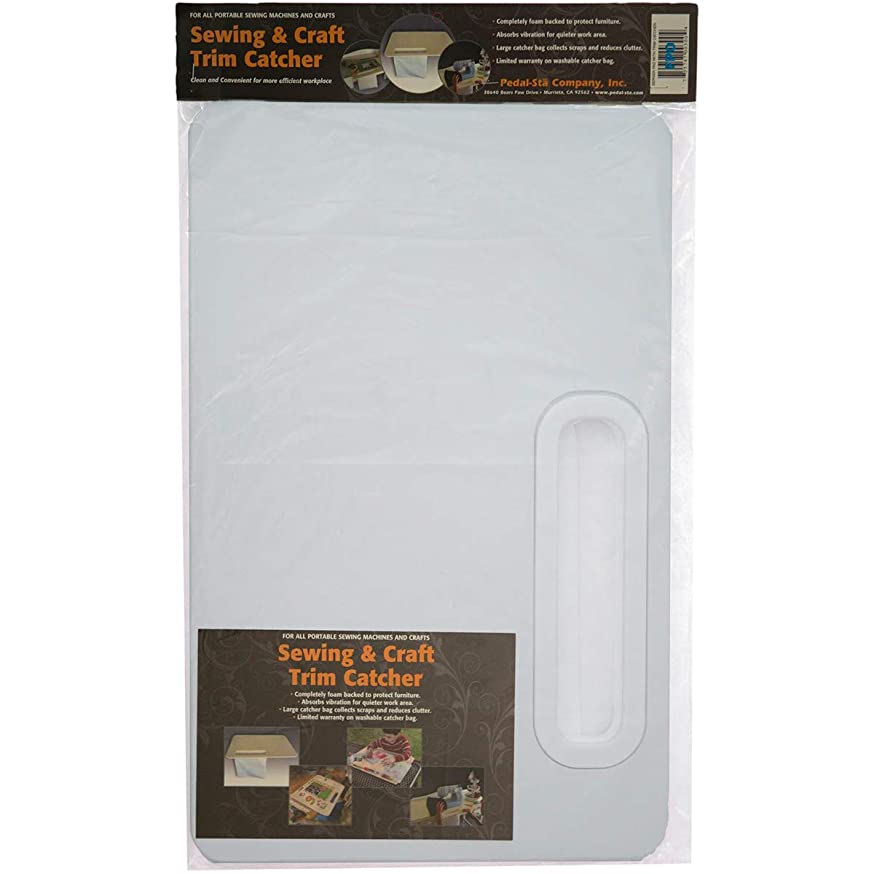 Pedal Sta PS-800 Sewing and Craft Trim Catcher, 13