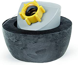 Camco Easy Slip Gray Water Seal Sewer Fitting  - Provides a Odor and Leak Proof Seal When Draining RV Camper Gray Water (39322)