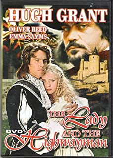 The Lady And The Highwayman Slim Case
