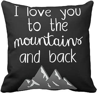 Best mountain decor pillows Reviews