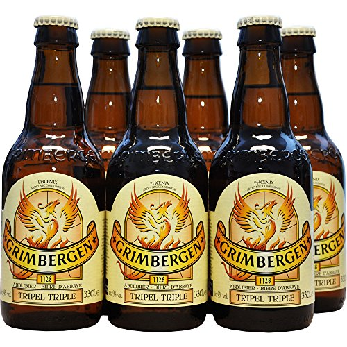Belgisches Bier Grimbergen Tripel 6x330ml 9%Vol