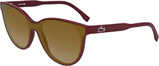 Lacoste Women's Sunglasses BROWN 53 mm L908S