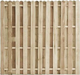 Amazon Fr Panneau Bois Jardin Cloture Jardin