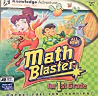 Math Blaster for 1st Grade (輸入版)