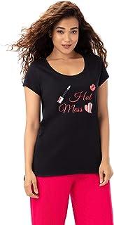 b5cce1232e4 Amazon.in: PRETTYSECRETS - Sleep & Lounge Wear / Women: Clothing ...