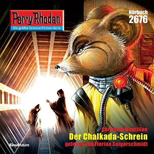 Der Chalkada-Schrein (Perry Rhodan 2676) Titelbild