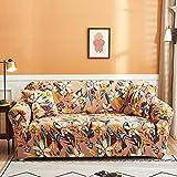 PPMP Funda de sofá elástica para Sala de Estar Funda de sofá elástica Funda de sofá elástica Funda de sillón de Esquina en Forma de L A8 2 plazas