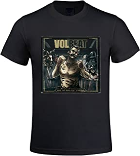 volbeat seal the deal shirt