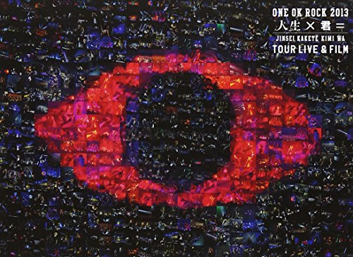 One Ok Rock - One Ok Rock 2013'Jinsei*Kimi='Tour Live&Film (2 Blu-Ray) [Edizione: Giappone]