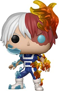 Animation: My Hero Academia - Todoroki Collectible Figure, Multicolor