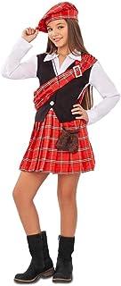 My Other Me Disfraz de Escocesa para niña