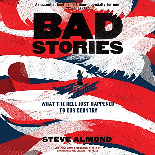 Bad Stories audiobook cover art