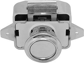 RV-slot, metaal, zilver, mini, kastduwvergrendeling, voor Rv
