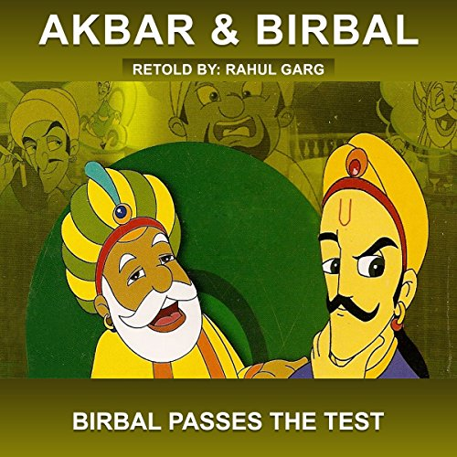 Birbal Passes the Test audiobook cover art