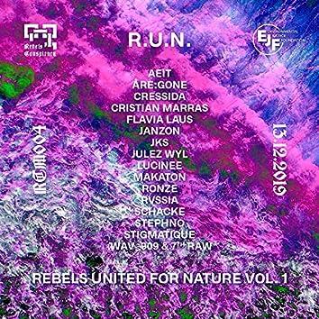 R.U.N. Rebels United for Nature Vol.1