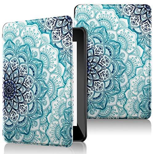Amazon第10世代Kindle Paperwhiteカバー 電子書籍リーダー保護ケース QITAYO Kindle Paperwhite10代目カバー(2018年Newモデル)オートスリープ 保護カバー 全面保護ケース 2018キンドルペーパーホワイト