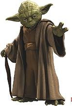 Komar - Star Wars - Deco-sticker YODA - 100 x 70 cm - Muurtattoo, Muurstickers, Muursticker, Muurschildering Jedi, Jedi-me...