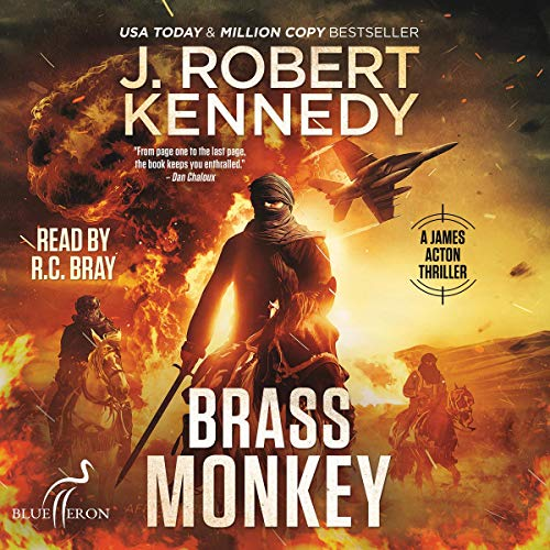 Brass Monkey cover art