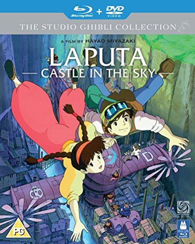 Laputa - Castle In The Sky [BLU-RAY]