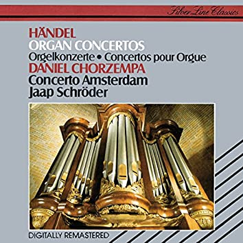 Handel: Organ Concertos Nos. 5, 6, 8, 11 & 13