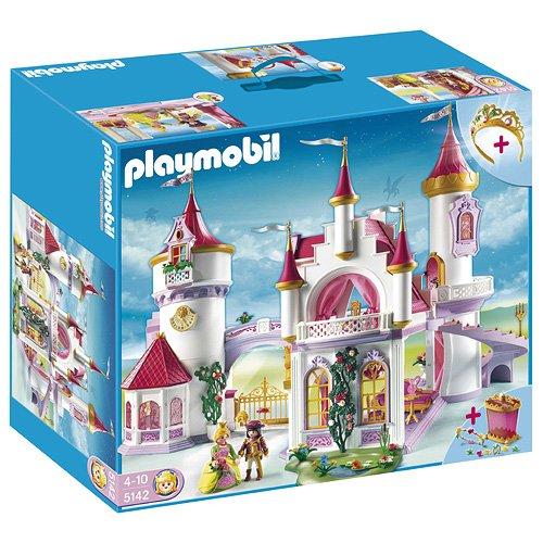 PLAYMOBIL - Palacio de Princesas, Set de Juego (5142)