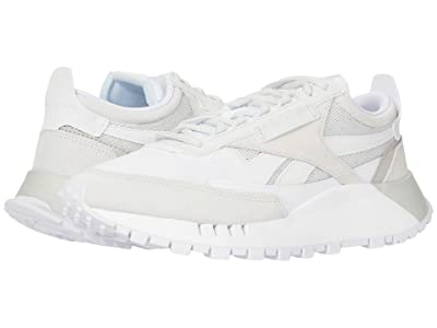 Reebok Lifestyle CL Legacy (White/True Grey 1/Skull Grey) Shoes