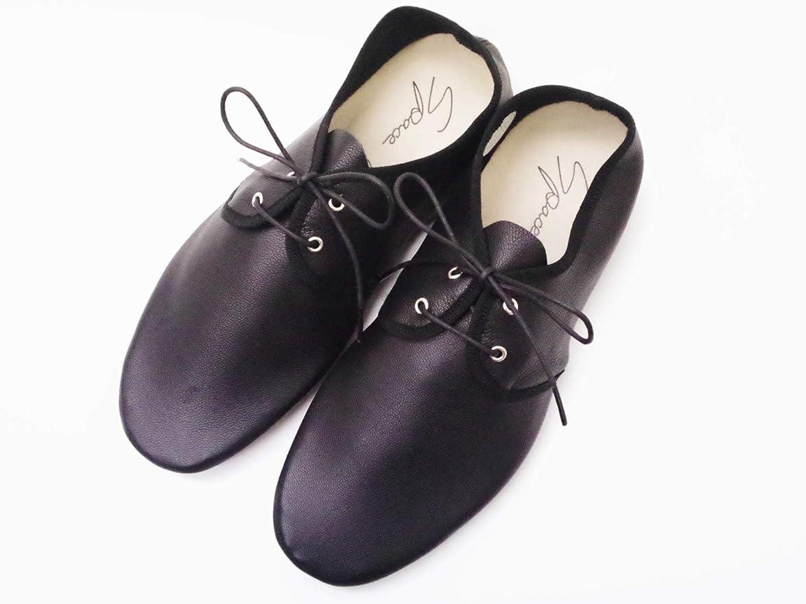 スキーム供給腐った[スペースクラフト] ダンスシューズ SC-249(ゴートBLACK) 靴 レディース メンズ