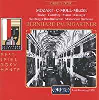 モーツァルト:ミサ曲ハ長調「大ミサ」  (Mozart, Wolfgang Amadeus: Grosse Messe c-moll KV 427)