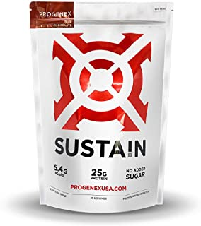 PROGENEX® SUSTA!N | No Added Sugar, Whey Protein Isolate Powder | Perfect for Keto and Low Carb Diets | Bes...