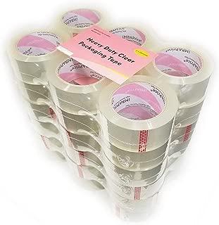 iMBAPrice Sealing Tape - 1 Box of Premium (36 Roll of 110 Yards) 36x330 Feet Long 2