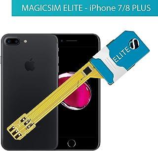MAGICSIM ELITE for iPhone 7/8 PLUS - Dual SIM adapter