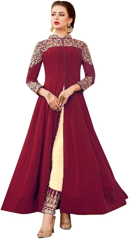Bridal Bollywood Collection Pakistani Gown Anarkali Salwar Suit Wedding Ceremony Punjabi Muslin Eid 817 9